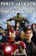 Percy Jackson meets the Avengers [VERY SLOW UPDATES] by maroakem