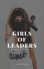 Girls of Leaders [HOLD] by _DarksChoo