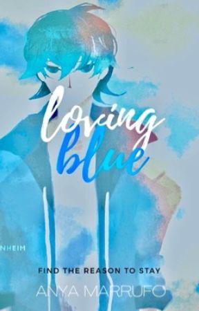 Loving Blue by chaddanya