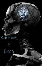 Karma's a bitch  {Daryl Dixon} by allynicol
