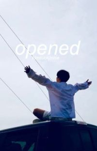 Opened ❧ yoonseok cover