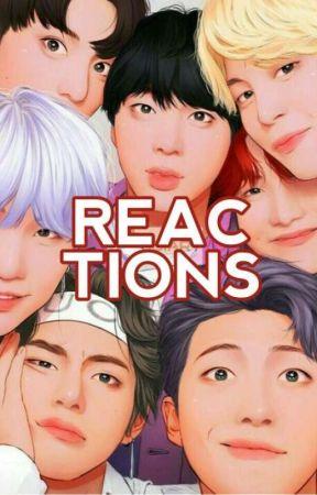 BTS Reactions / BTS Реакции by ZairaGadjieva
