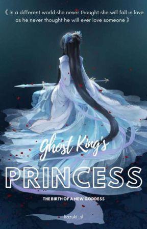 Ghost King's Princess : The Birth Of A New Goddess by kazuki_sl