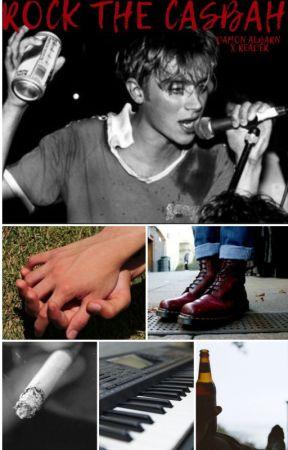 Rock the casbah (Damon Albarn x reader) by blur_and_biggie