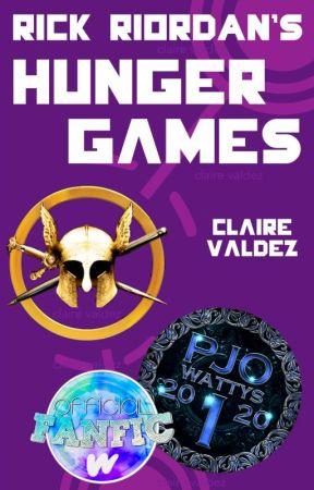 Rick Riordan's Hunger Games [PJO AU] by ClaireValdez