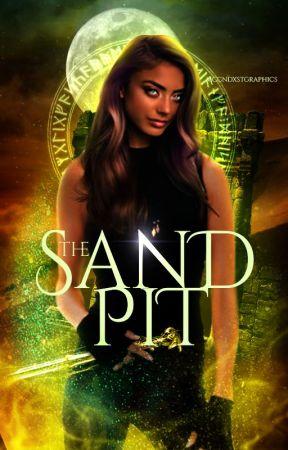 The SandPit ✶ Graphic Portfolio by mccndxst-