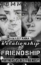 Relationship VS Friendship by iamArryaNna