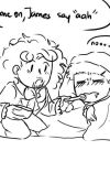 In Sickness And In Health (Jeffmads): a Hamilton fanfiction cover