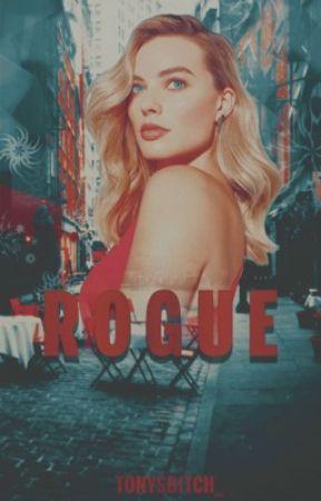 ROGUE → STEVE ROGERS by tonysbitch_