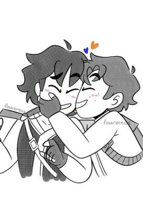 Un pequeño accidente. [Bruises/Jole] Ninjago by Noymei
