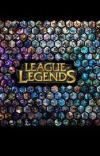 A-Z League of Legends x Reader. by PiltoversFinest
