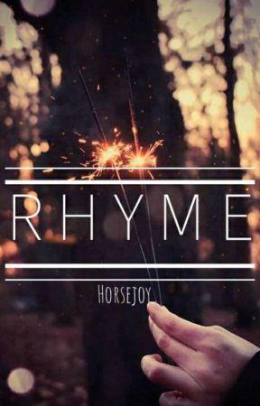 R H Y M E by horsejoy