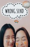 Wrong send (Text Story)  cover