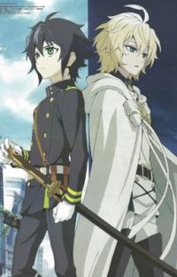 Rp Seraph of the End  cover