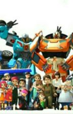 tobot:my family  by aulia565