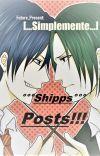 Simplemente Shipps Posts [ SiriusxSeverus, LuciusxRemus, etc. ] cover