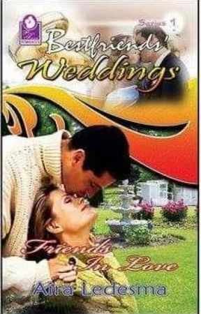 BESTFRIENDS'WEDDINGS 1 - Friends In Love by besprenAiRa