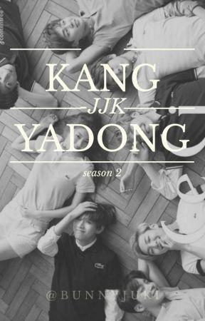 KANG YADONG -Jjk [Season 2] by BunnyJuki
