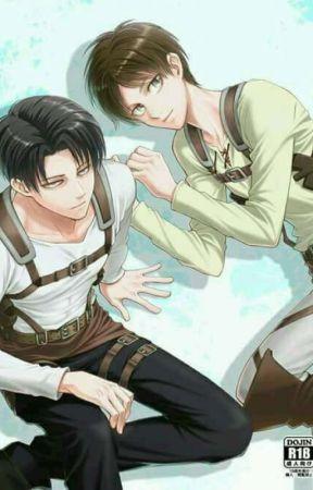 《EreRi reacts to yaoi ships》 by Ciel_Hakshaku