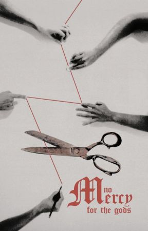 MERCY . . . jason grace by entrywounds