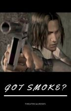 Got Smoke? by theatricalroses