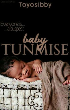 BABY TUNMISE by toyosibby