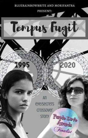 Tempus Fugit (Time Flies) by BlueRainbowBrite