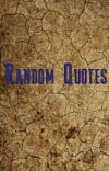 Random Quotes cover