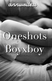 Oneshots (boyxboy) cover