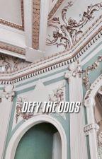 DEFY THE ODDS ➤ nhl  by werxnski