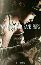 Walking Dead game ships by lostinthevoid17