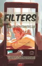 Filters // Klance YouTubers au by GarrisonDropOut