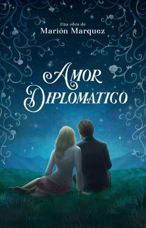 Amor Diplomático  (Descontrol en la realeza 2) by marion09