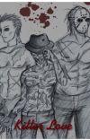 Killer Love: Various Yandere Slashers X Short Male Reader cover
