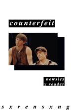 counterfeit [newsies x reader] by sxrensxng