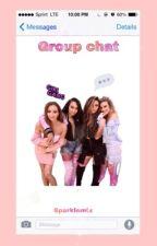 Group chat // Little Mix by sparklemix