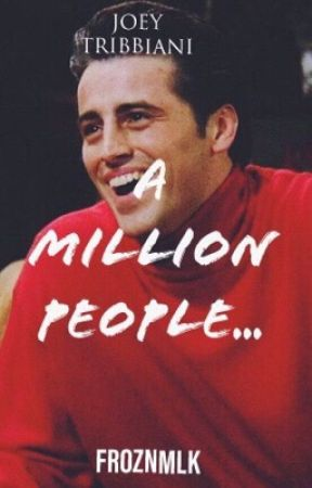 A Million People...(Short Story/FanFic) by froznmlk