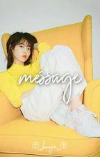 𝙼𝙴𝚂𝚂𝙰𝙶𝙴      NCT by 00_Baejin_05