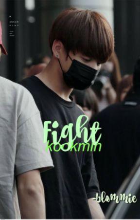Fight ❅ kookmin by skerekook