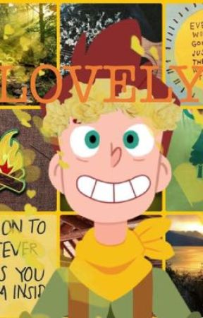 Lovely - David X Reader (Camp Camp) by PhobiaPhobic