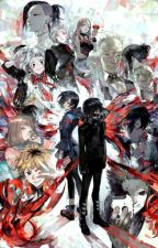 The Phoenix (Tokyo Ghoul x Reader) {Book 1} by dude_bro620