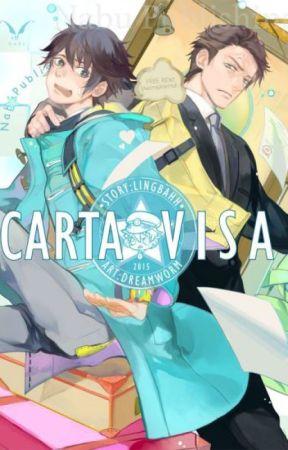 Carta Visa by KilluaDragon