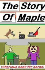 'The story of Maple' Hilarious Book For Nerds! (Maple The Serial Killer Cat) by sean12263