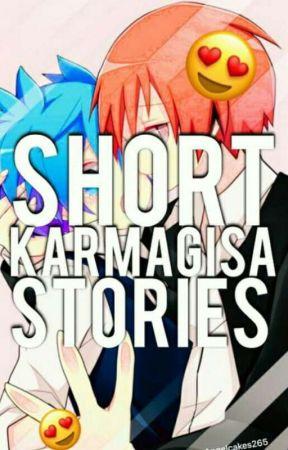 Short Karmagisa Stories  by angelcakes265