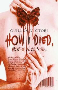 HOW I DIED. cover