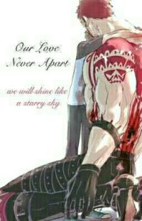 Katakuri x reader - Our Loves Never Apart cover