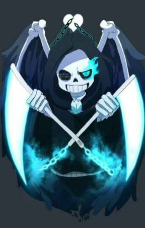 ~Time's up kid~ Reaper's M/BS by ReaperSans_Official