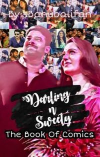 Darling n Sweety : The Book of Comics  cover