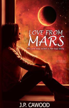 Love from Mars by jpifher