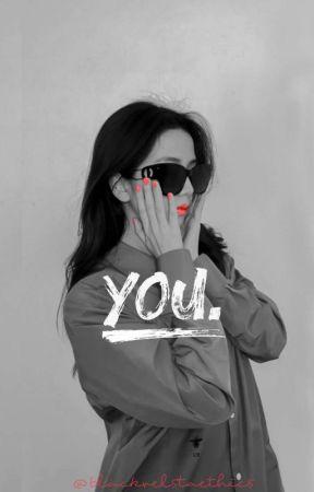 You; Jensoo ✓ by blackvelstaethics